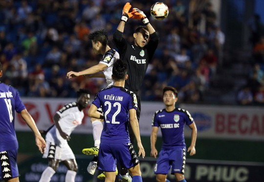 B.Bình Dương phá hỏng tham vọng giành Cúp Quốc gia của Hà Nội FC - ảnh 1