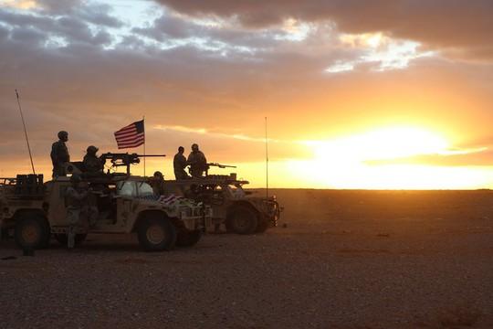 Căn cứ Mỹ ở Syria: Cái gai trong mắt Nga và Iran - Ảnh 1.