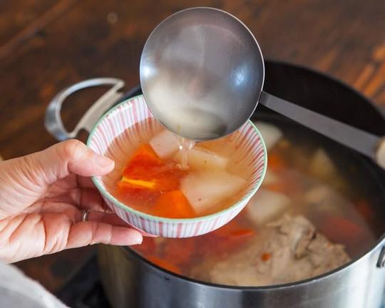 Mẹo vặt: Cà rốt, cứu tinh của đầu bếp - Ảnh 2.