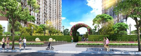 Imperia Sky Garden chính thức giới thiệu tòa căn hộ có tầm nhìn đẹp nhất - Ảnh 1.