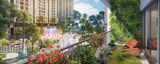 Imperia Sky Garden chính thức giới thiệu tòa căn hộ có tầm nhìn đẹp nhất - Ảnh 2.