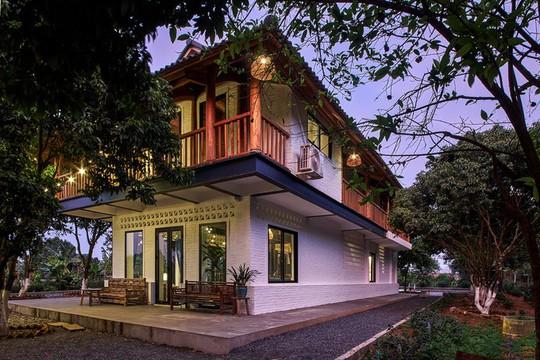 Homestay giữa vườn vải của nhà thiết kế thời trang Hà Nội - Ảnh 2.