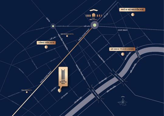 The Grand Manhattan: biểu tượng thịnh vượng – tâm điểm phồn hoa - Ảnh 3.