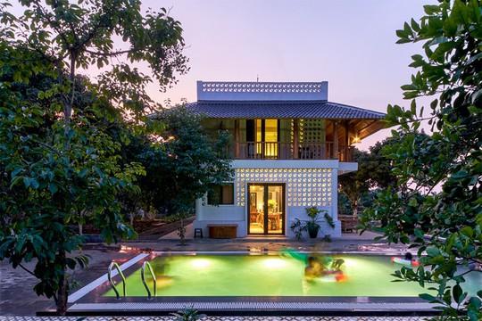 Homestay giữa vườn vải của nhà thiết kế thời trang Hà Nội - Ảnh 3.
