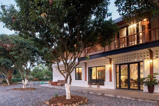 Homestay giữa vườn vải của nhà thiết kế thời trang Hà Nội - Ảnh 4.