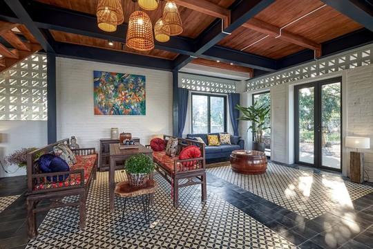 Homestay giữa vườn vải của nhà thiết kế thời trang Hà Nội - Ảnh 5.