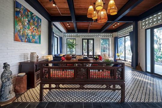 Homestay giữa vườn vải của nhà thiết kế thời trang Hà Nội - Ảnh 6.