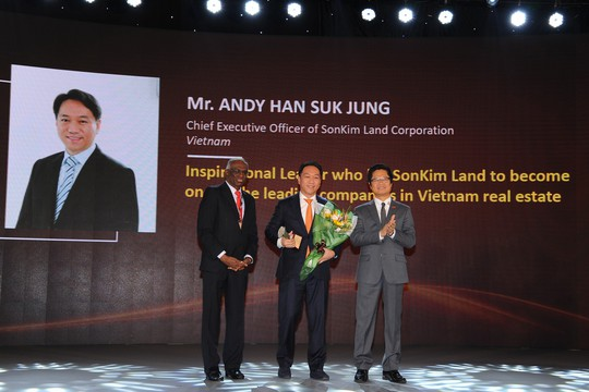 SonKim Land được vinh danh tại The Asia HRD Awards 2018 - Ảnh 1.