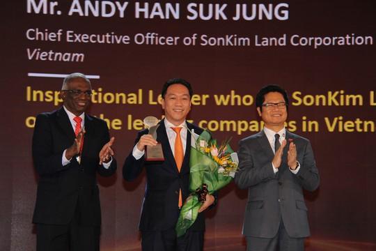 SonKim Land được vinh danh tại The Asia HRD Awards 2018 - Ảnh 2.