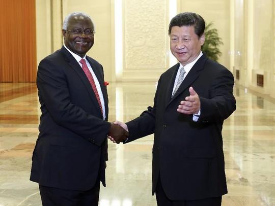 Dự án khủng của Trung Quốc bị quay lưng - Ảnh 1.