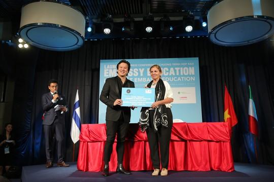 EMBASSY EDUCATION ra mắt tại Việt Nam - Ảnh 1.