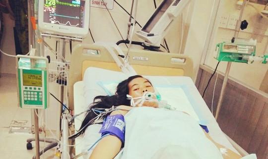 Người nhà bức xúc vì thai nhi tử vong tại bệnh viên - ảnh 1