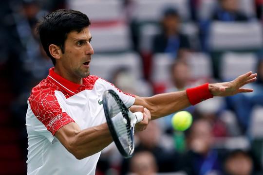 Federer và Djokovic tiếp tục hẹn nhau ở chung kết Thượng Hải Masters - Ảnh 1.