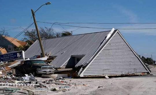 Mỹ: Bão Michael trút thiệt hại không thể tưởng tượng xuống Florida - Ảnh 1.