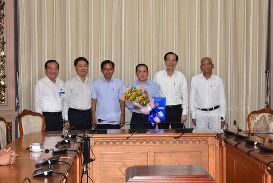 TP HCM bổ nhiệm 2 Phó Giám đốc Sở Nội vụ - ảnh 2