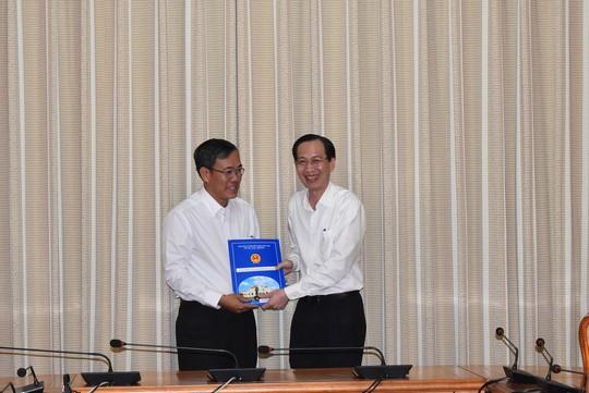 TP HCM bổ nhiệm 2 Phó Giám đốc Sở Nội vụ - ảnh 1