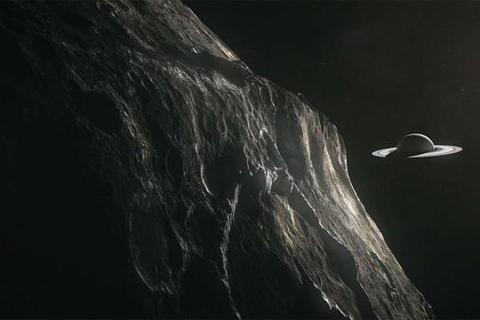 Xác định thiên thể khổng lồ lảng vảng quanh mặt trăng - Ảnh 1.