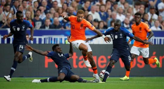 Hà Lan - Đức: Duyên nợ mới - Ảnh 1.