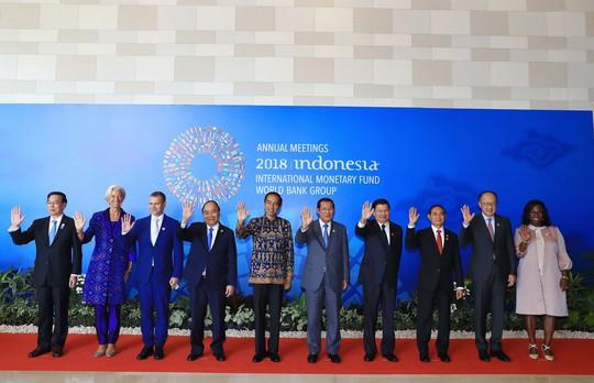 Đẩy mạnh hợp tác ASEAN và các đối tác - ảnh 1