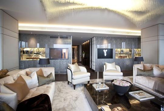 Căn penthouse 2 tầng đắt giá nhất tại Anh - Ảnh 3.