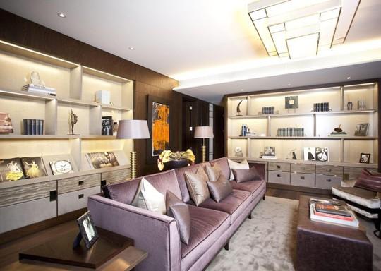 Căn penthouse 2 tầng đắt giá nhất tại Anh - Ảnh 4.