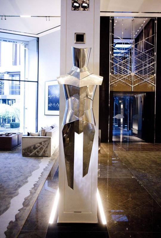 Căn penthouse 2 tầng đắt giá nhất tại Anh - Ảnh 6.