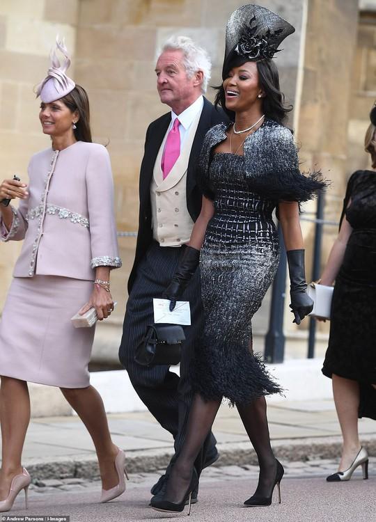 Đám cưới công chúa Anh tụ hội nhiều khách mời là người nổi tiếng - Ảnh 5.