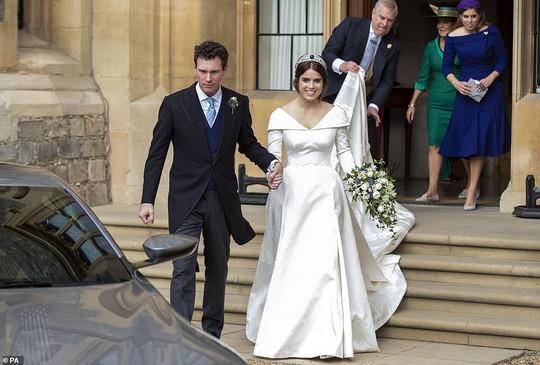 Đám cưới công chúa Anh tụ hội nhiều khách mời là người nổi tiếng - Ảnh 15.