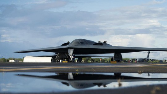 Mỹ đưa B-2 đến Hawaii, Trung Quốc ăn ngủ không yên? - Ảnh 1.