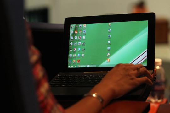Mạng internet tại Việt Nam vẫn bình thường - ảnh 1