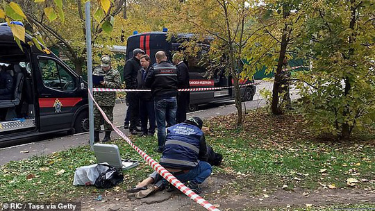 Nữ quan chức chống tham nhũng Nga bị bắn chết trên đường - Ảnh 1.