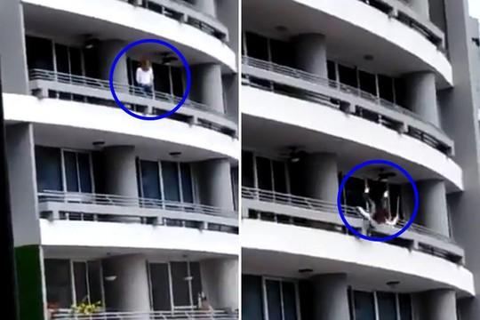 """Lên tầng 27 chụp ảnh """"tự sướng"""", người phụ nữ chết thảm - ảnh 1"""