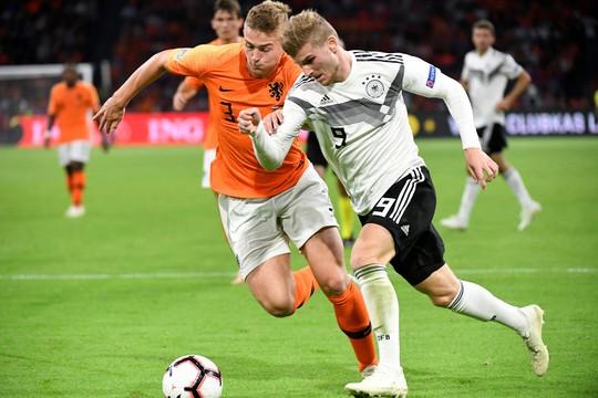Địa chấn Nations League, lốc da cam Hà Lan cuốn phăng xe tăng Đức - Ảnh 2.