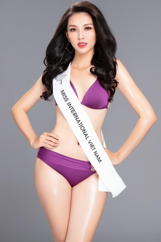 Đường cong nóng bỏng của người đẹp Việt Nam tại Miss International 2018 - Ảnh 2.