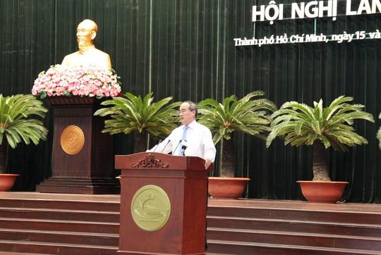 Bí thư Nguyễn Thiện Nhân nói về nhà hát 1.500 tỉ đồng ở Thủ Thiêm - Ảnh 1.