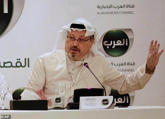 Nhà báo Ả Rập Saudi bị tra tấn đến chết? - Ảnh 2.