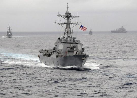 Mỹ sẽ thách thức Trung Quốc lâu dài ở biển Đông - Ảnh 2.