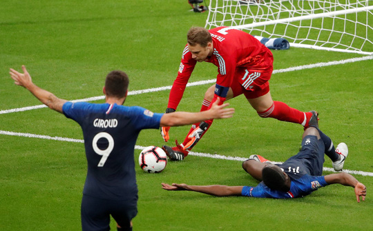 Thua ngược tại Stade de France, tuyển Đức sắp rớt hạng Nations League - Ảnh 5.