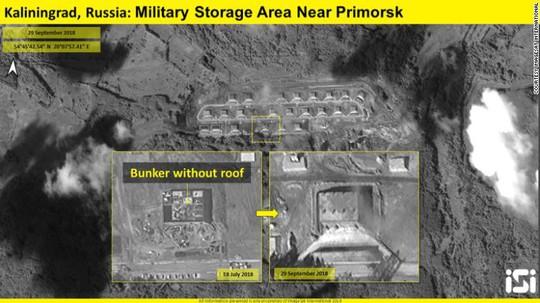 Ảnh vệ tinh: Nga ồ ạt nâng cấp cơ sở quân sự gần NATO - Ảnh 2.