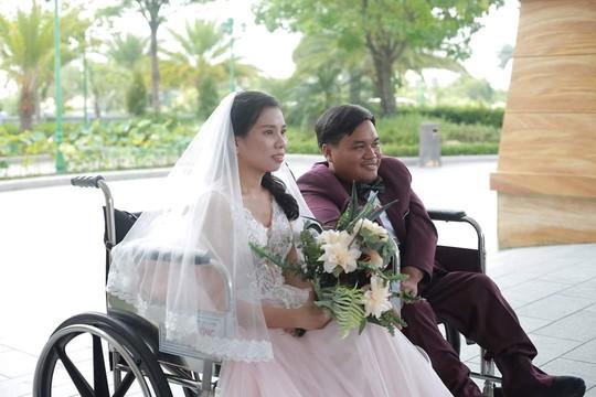 NSND Kim Cương mong còn sức để tổ chức đám cưới tập thể - Ảnh 4.