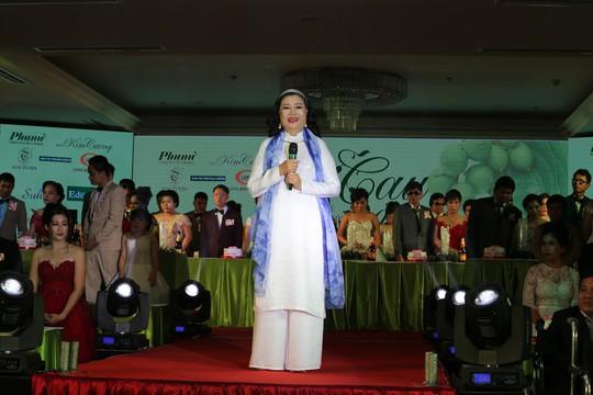 NSND Kim Cương mong còn sức để tổ chức đám cưới tập thể - Ảnh 1.