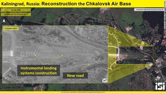 Ảnh vệ tinh: Nga ồ ạt nâng cấp cơ sở quân sự gần NATO - Ảnh 4.