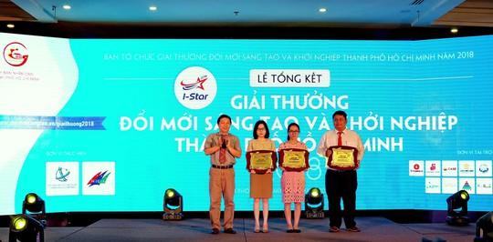 Giải thưởng I-Star 2018 thúc đẩy đổi mới sáng tạo