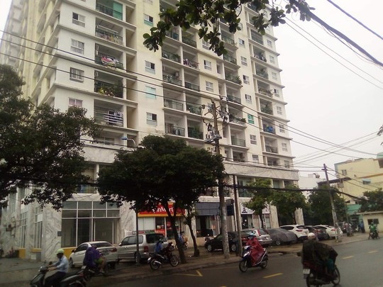 Công ty địa ốc Khang Gia nợ cư dân phí bảo trì hàng tỉ đồng - Ảnh 1.