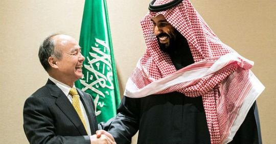 Saudi Arabia hoãn dự án điện mặt trời với SoftBank - Ảnh 1.