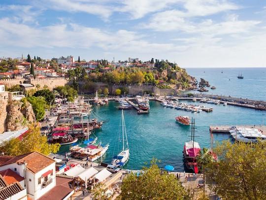 13 điểm du lịch hấp dẫn dành cho tháng Mười - Ảnh 8.