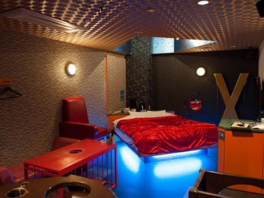 4 điều thú vị về dịch vụ khách sạn tình dục ở Nhật - Ảnh 1.