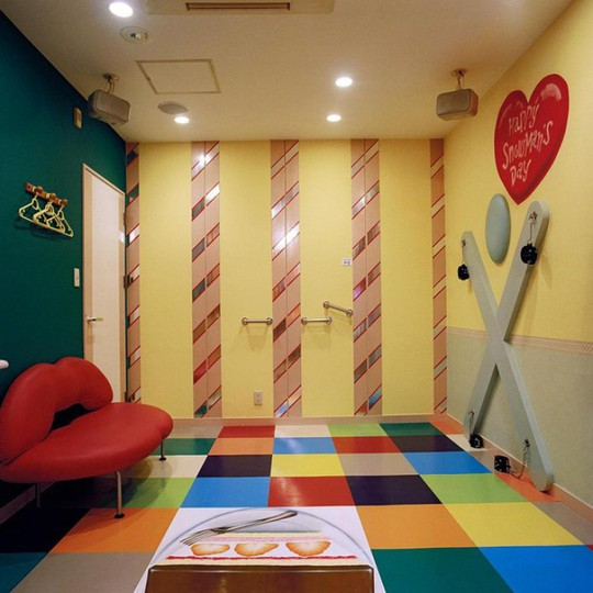 4 điều thú vị về dịch vụ khách sạn tình dục ở Nhật - Ảnh 10.
