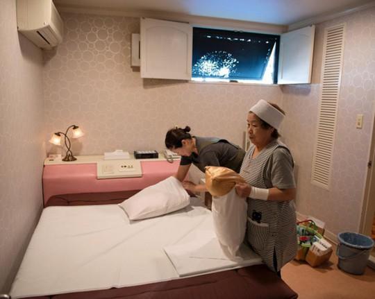 4 điều thú vị về dịch vụ khách sạn tình dục ở Nhật - Ảnh 13.
