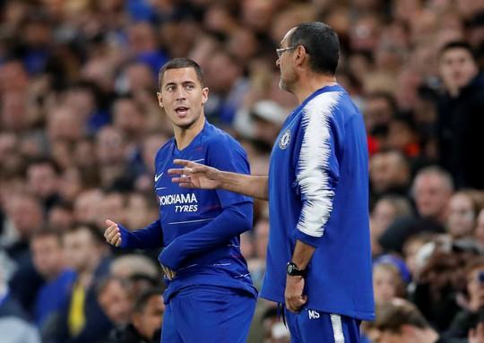 Hazard dính chấn thương, nhiều nguy cơ vắng mặt Europa League - Ảnh 5.